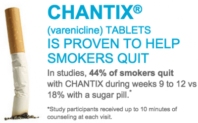 Chantix Can Cause You to Commit Suicide: Still Preferred by FDA and Anti-Smoking Groups Over E-Cigarettes