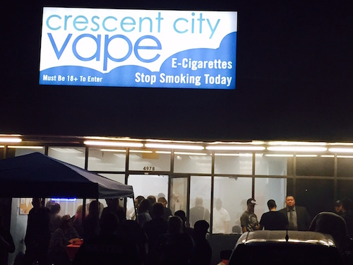 Crescent City Vape Westbank