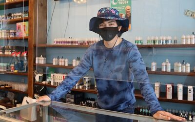 All Crescent City Vape Shops Are Open for In-Store Purchases